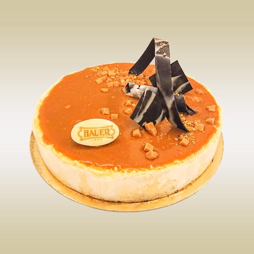 karamellás sajttorta