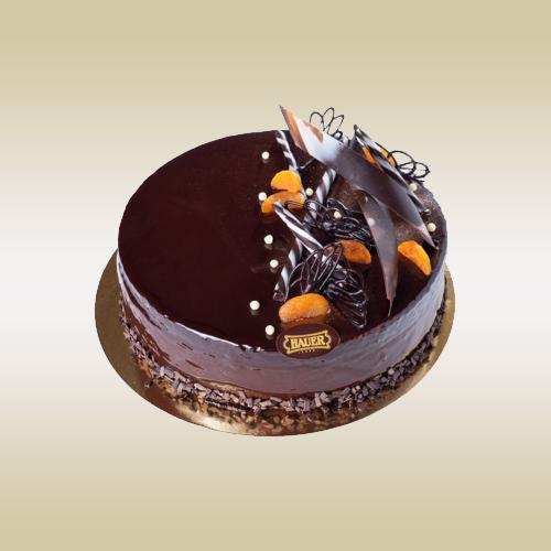 Sacher torta Alain Ducasse módra 16 szeletes
